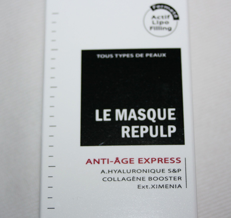 novexpert masque repulp