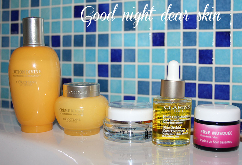 Routines visage night & day
