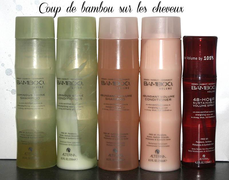 Alterna : des produits grand luxe pour les cheveux (presque) clean
