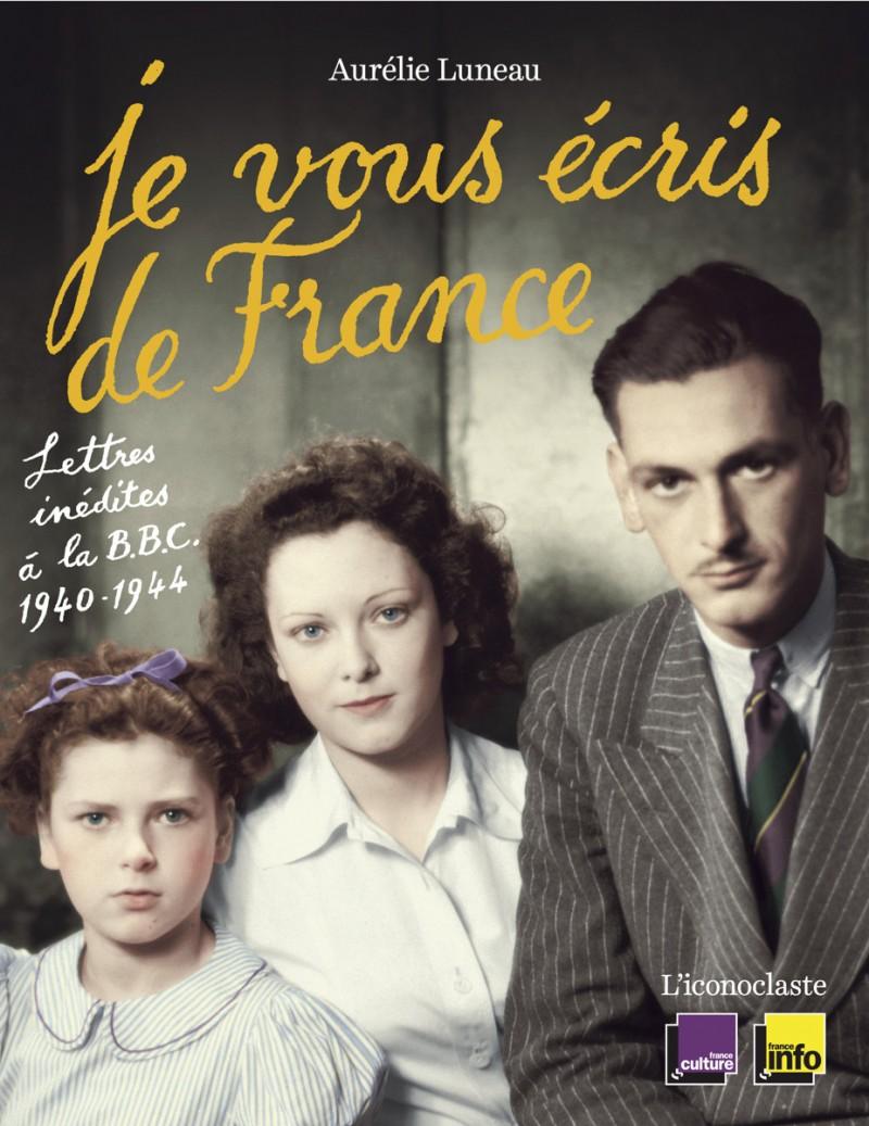 [Lecture] Je vous écris de France