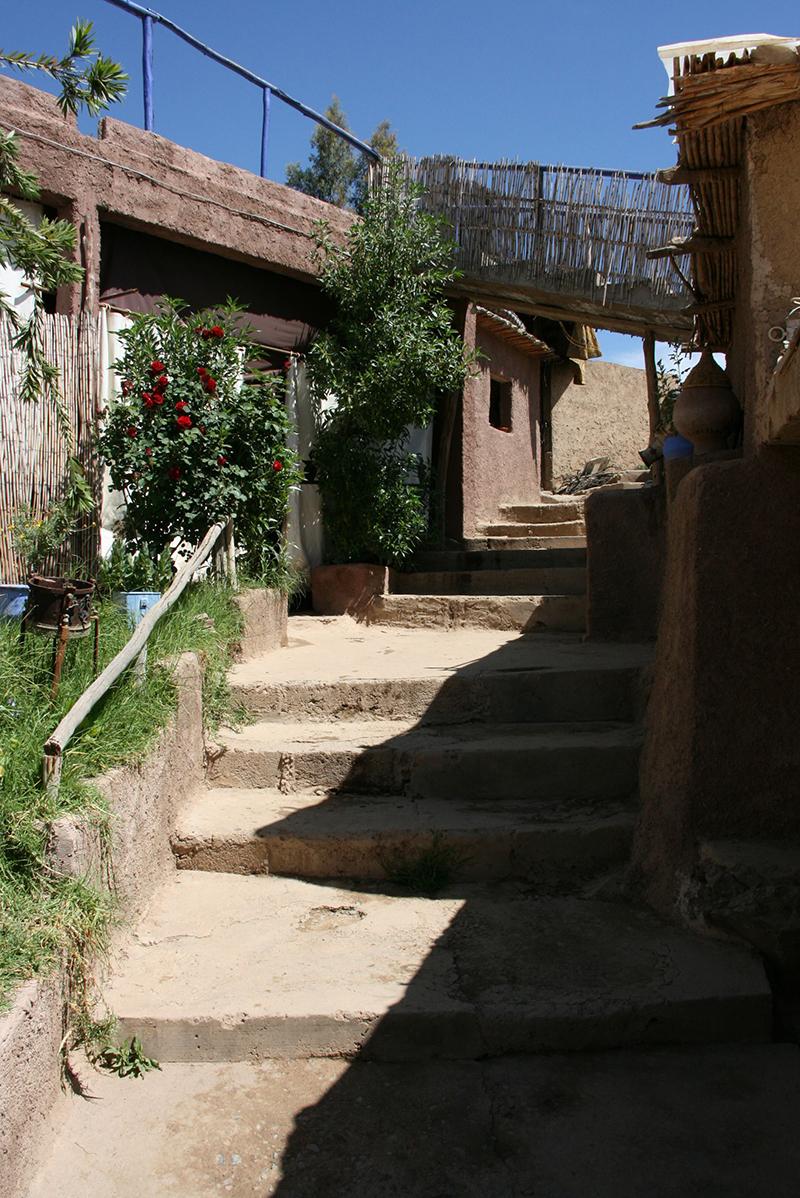 on croise quelques villages berbères...