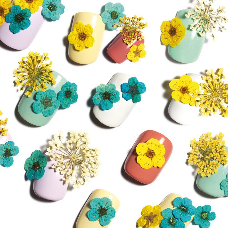 J'ai testé la Flower Manucure avec Ciaté