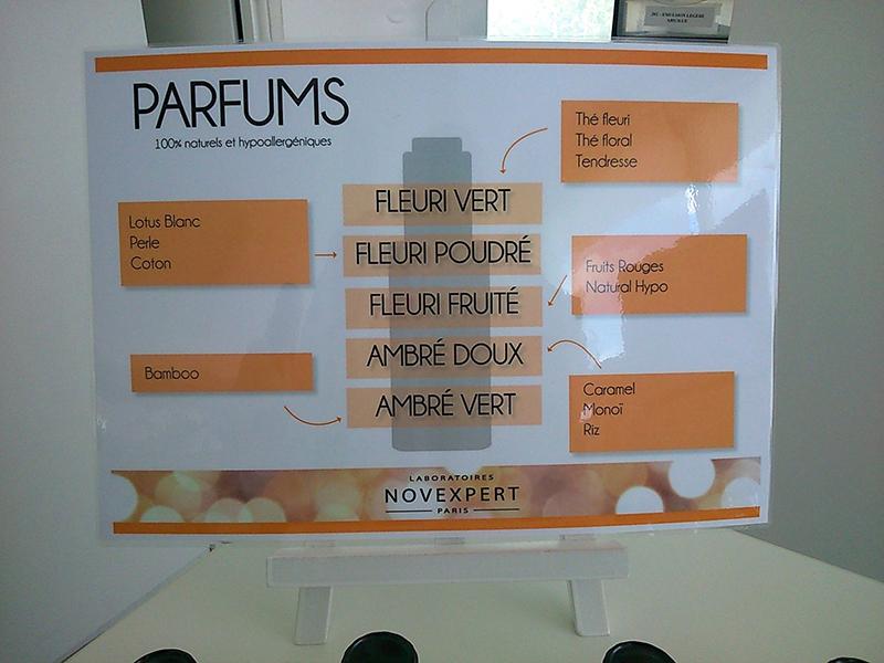 parfums novexpert