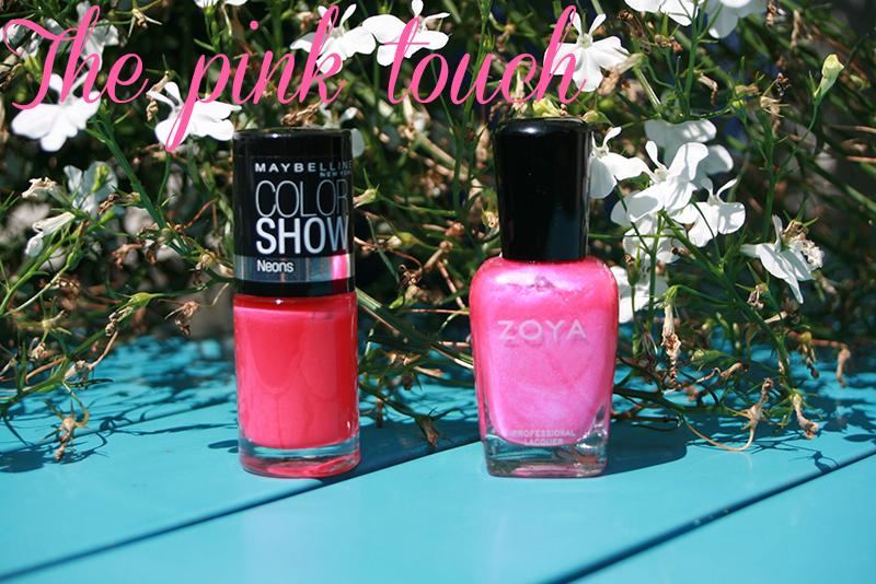vernis-rose-été
