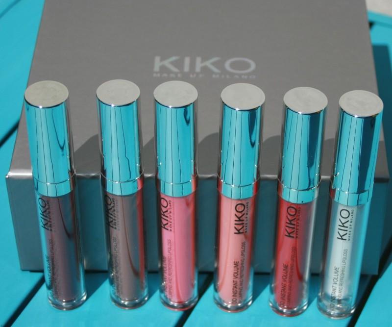 lipgloss 3D Kiko
