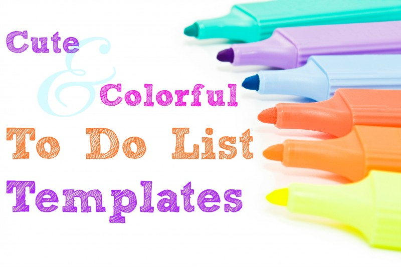 Cute-Colorful-To-Do-List-Templates