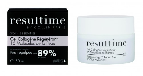 Regenerating Collagen Gel