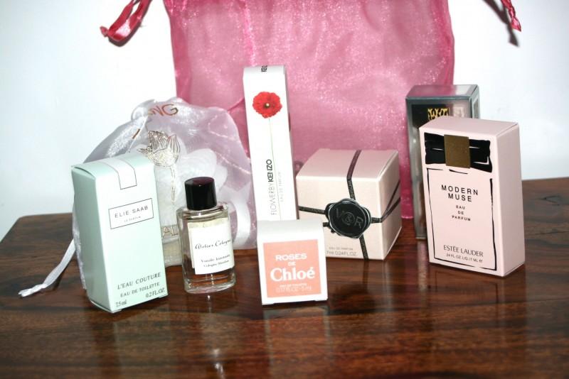 Une box de parfums : la bonne idée
