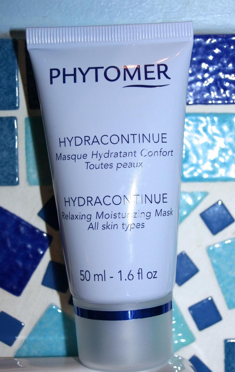 Une bonne dose d'hydratation avec Phytomer