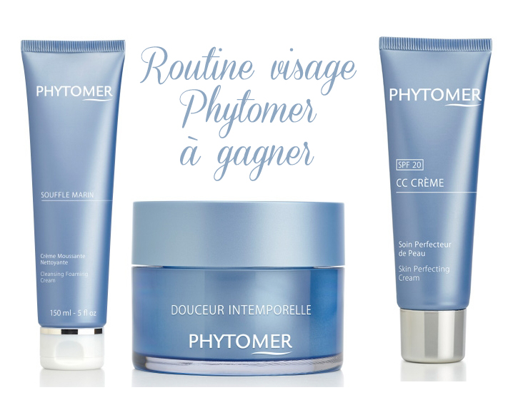 routine Phytomer à gagner