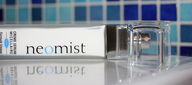 Découverte de Neomist : le premier produit hybride (sérum + crème hydratante)