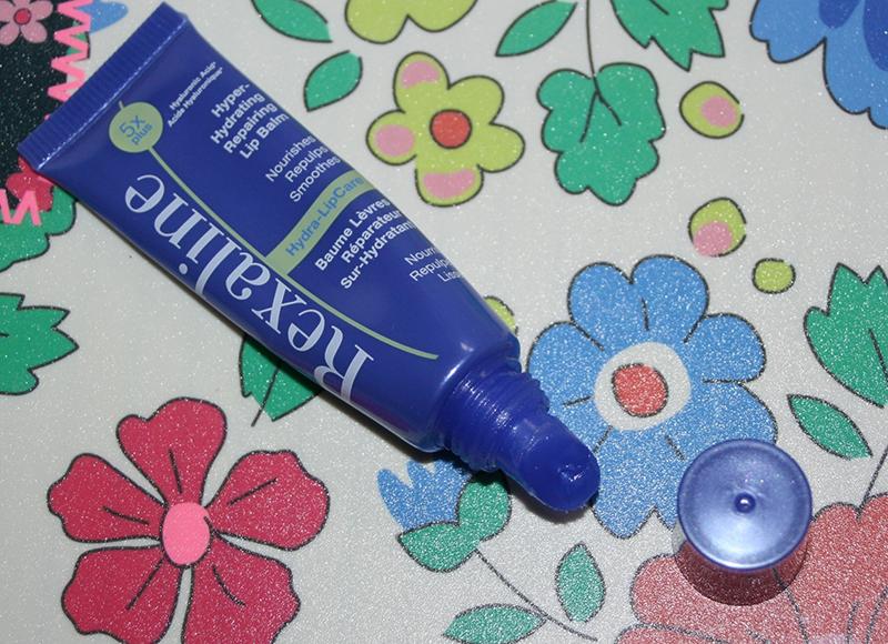 Rexaline baume lèvres
