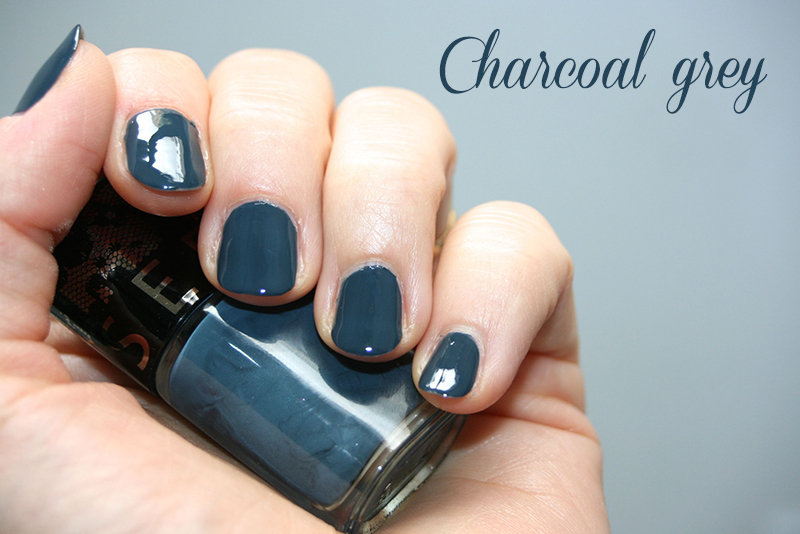charcoal grey sephora