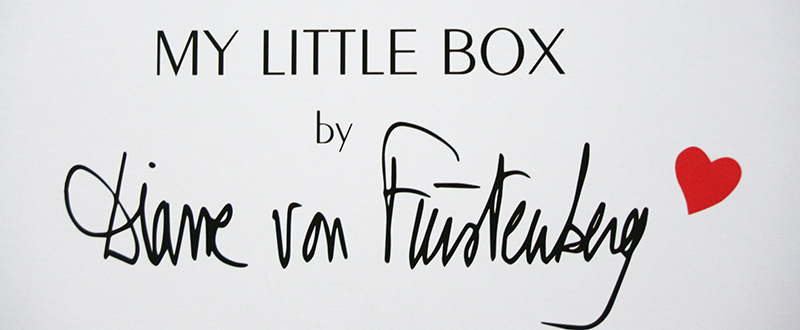 My Little Box / Gambettes Box X Diane Von Furstenberg