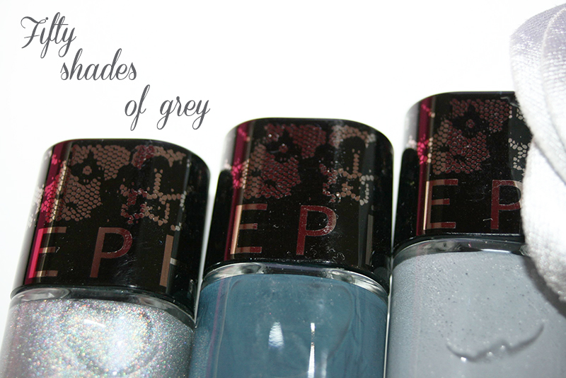 vernis grey obsession