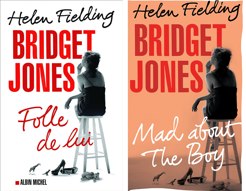 [Lecture] Mad about the boy / Folle de lui de Helen Fielding (Bridget Jones 3)