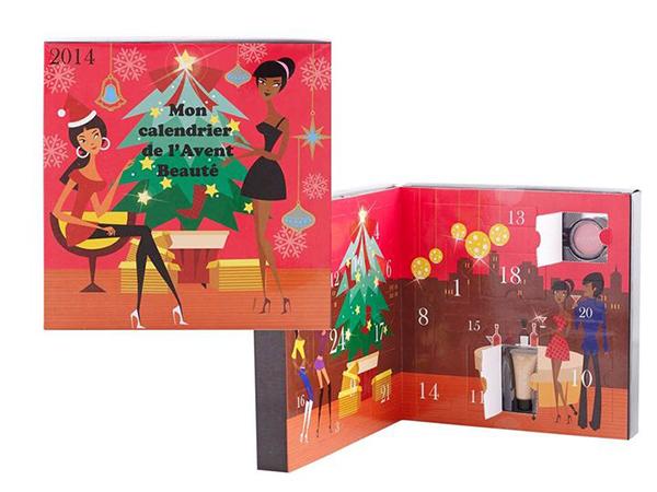 pour r ver les plus beaux calendriers de l 39 avent beaut. Black Bedroom Furniture Sets. Home Design Ideas