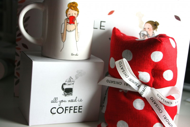 My Little Cosy Box et Ma Gambettes Box (novembre)