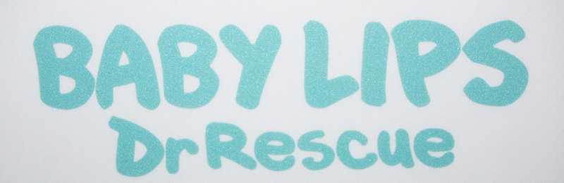 Baby Lips Dr Rescue de Gemey Maybelline : l'ultime Baby Lips pour l'hiver !