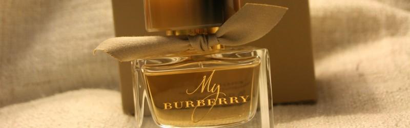 Coup de ♥ parfumé de l'année : My Burberry
