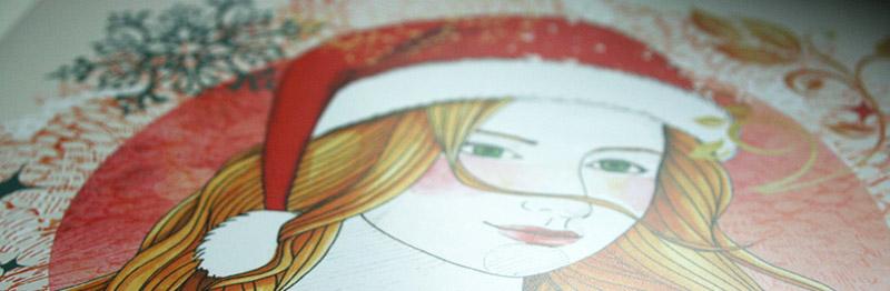 Ma boite à beauté de fin d'année – édition Noël 2014