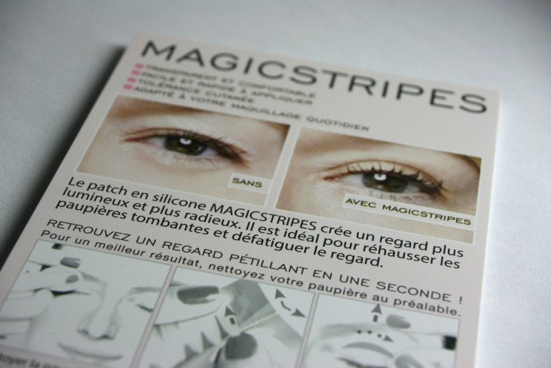 magic stripes plaquette