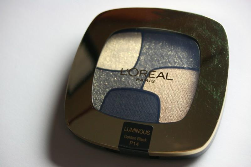 palette l'oréal Tsarina Golden Black