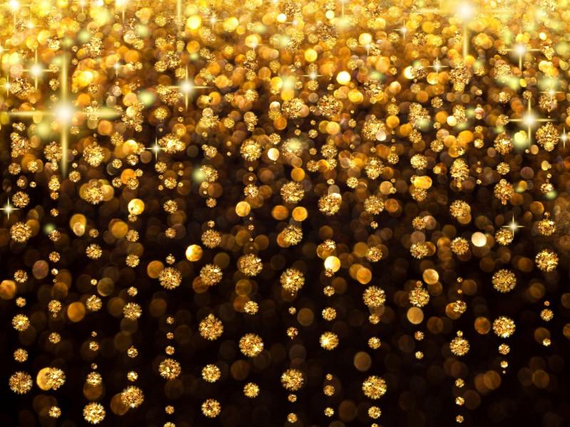 Collection de Noël #1 : Pluie d'or et d'argent avec Pierre Ricaud