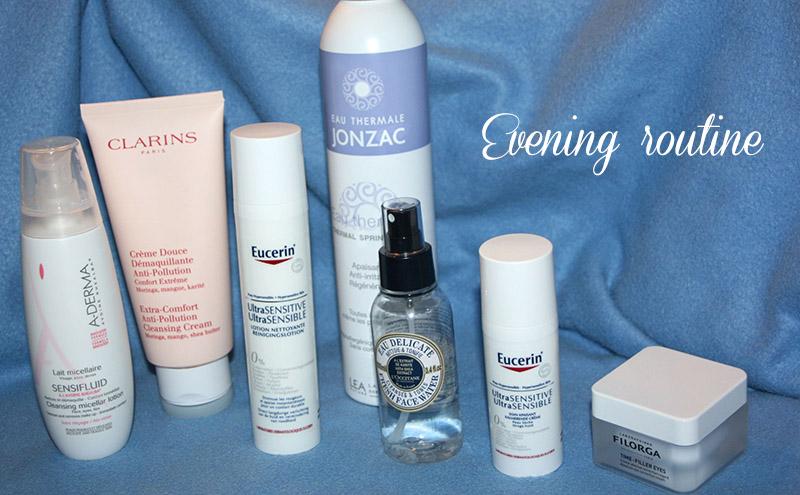 routine peaux sensibles soins du soir copie