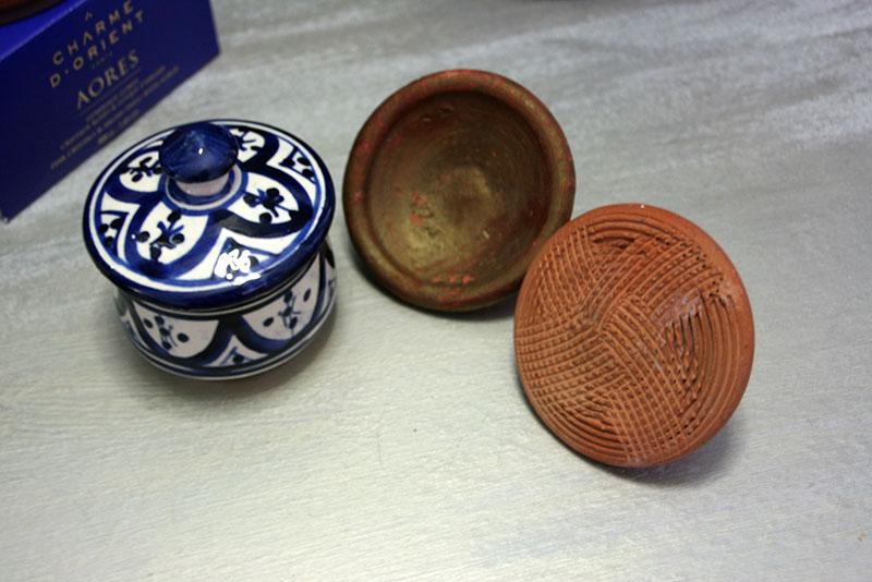 charme d'orient et objet beauté Marocain