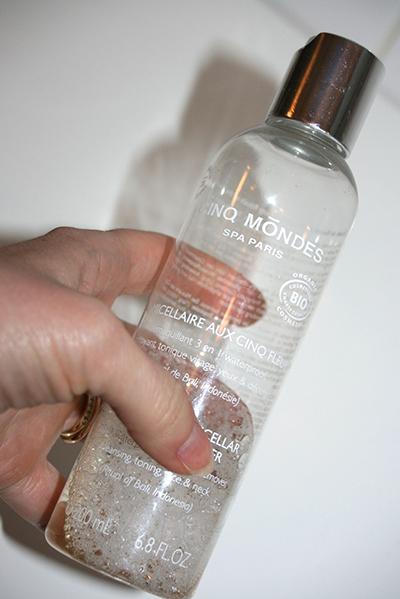 eau micellaire 5 mondes