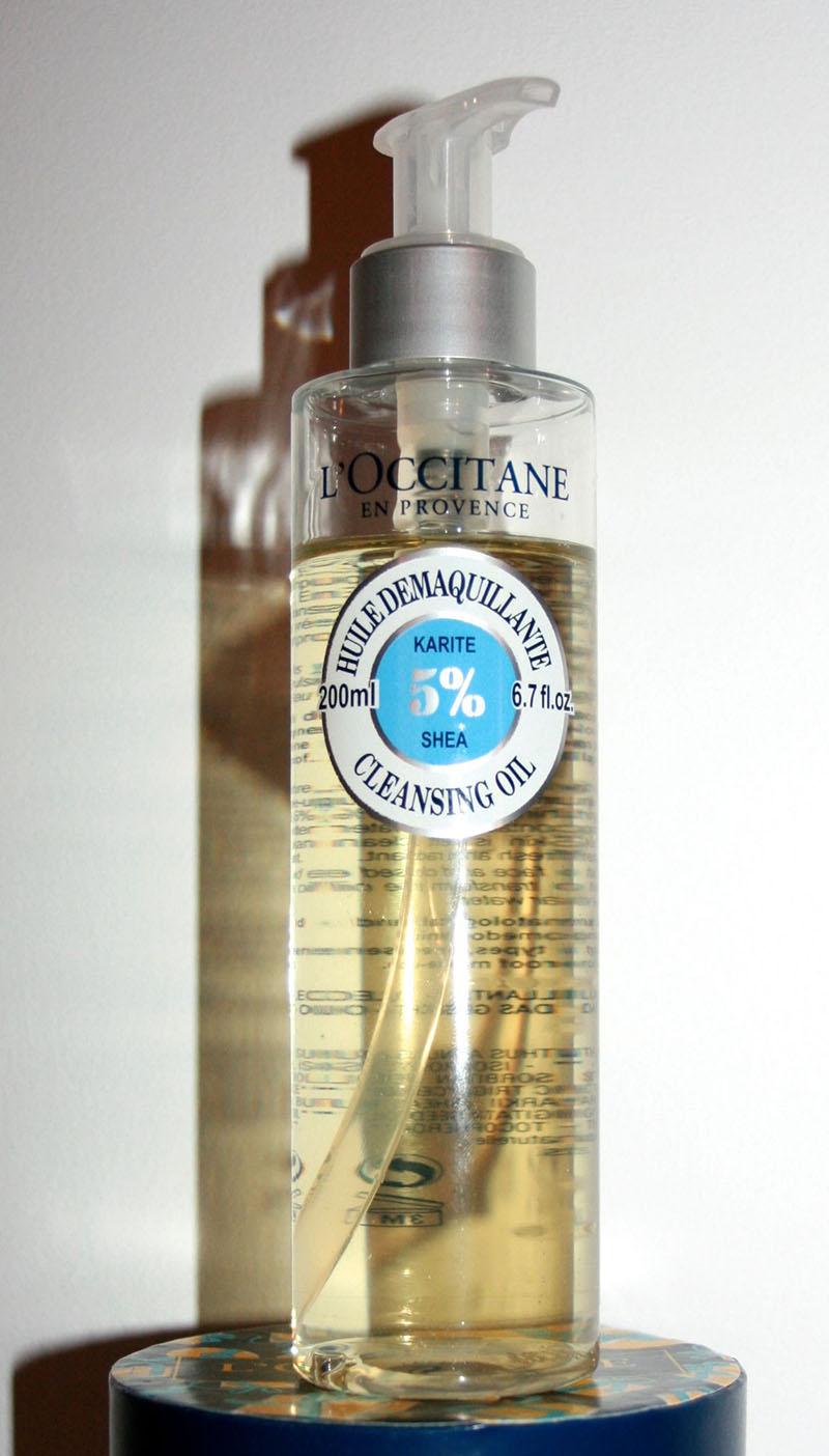Breaking news l 39 occitane sort une huile d maquillante - Huile pour porte qui grince ...