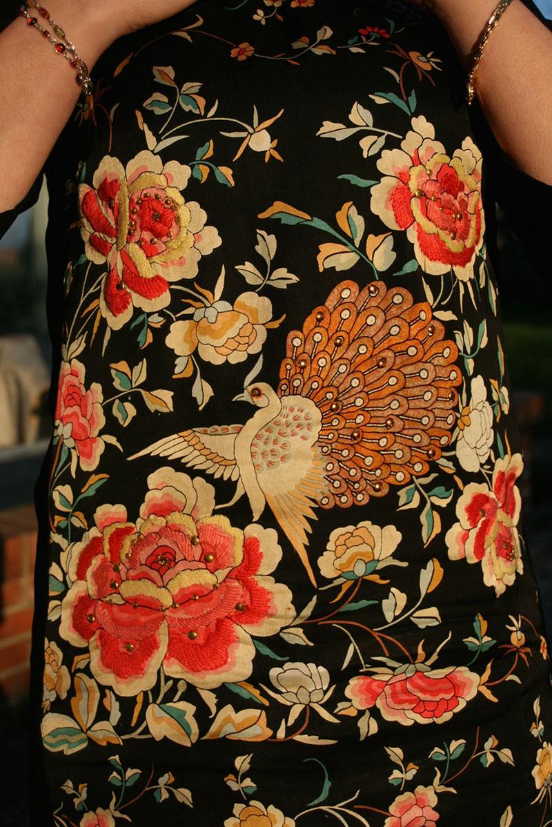 détails robe