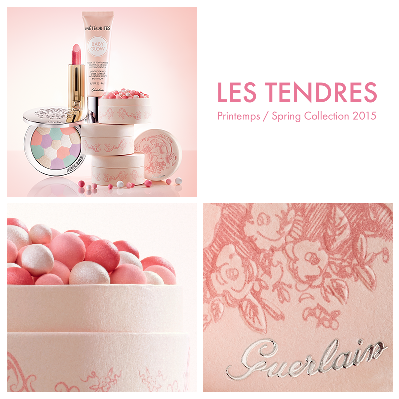 guerlain les tendres collection