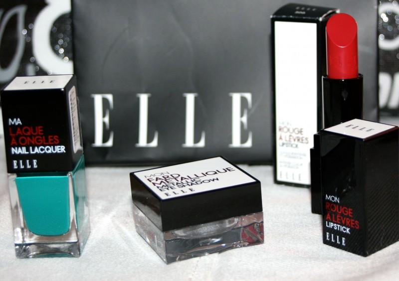 make-up ELLE