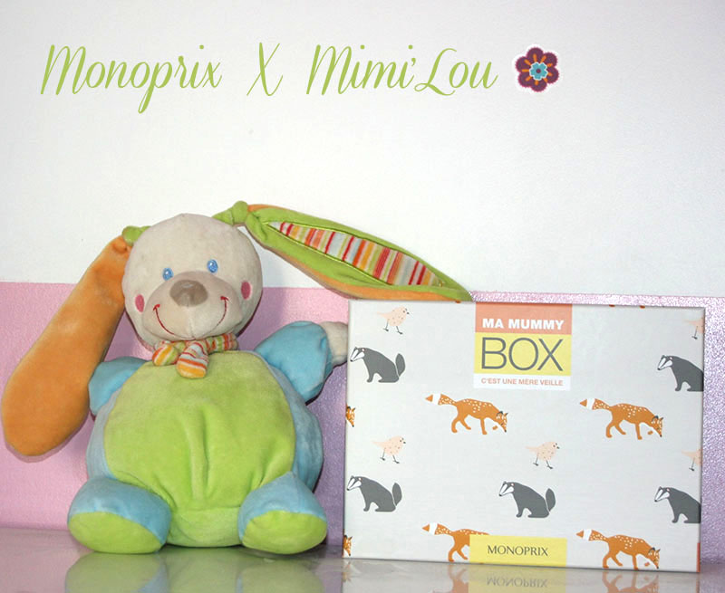 mummy box monoprix