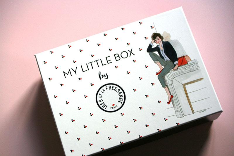 mylittle box ines de la fressange février 2015