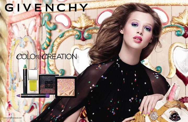 Givenchy : le prisme ColoreCreation (et la collection de printemps)
