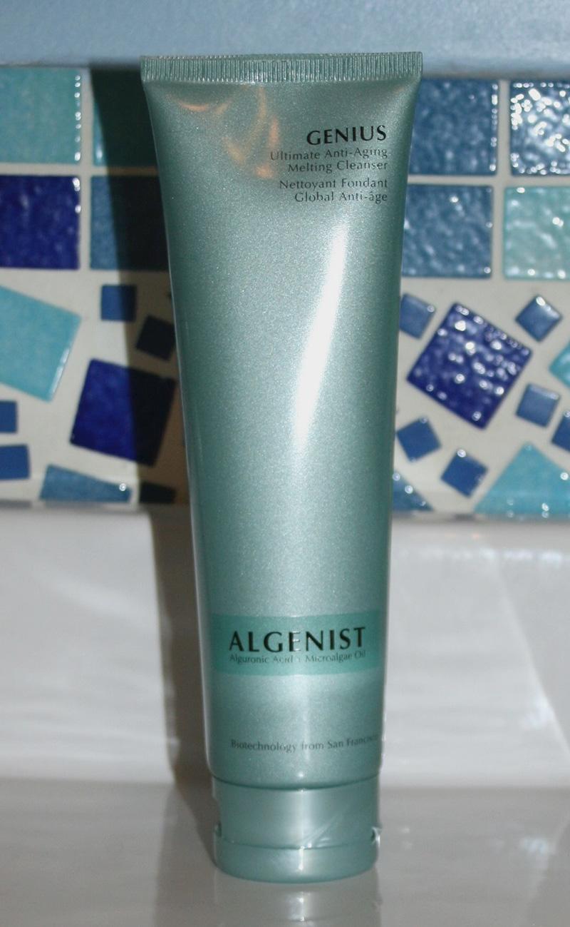 algenist nettoyant fondant anti-âge