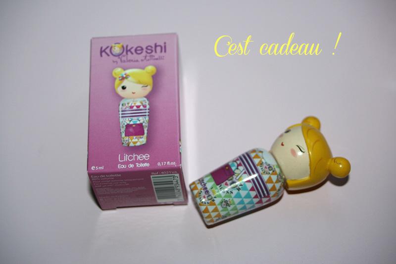 cadeau kokeshi