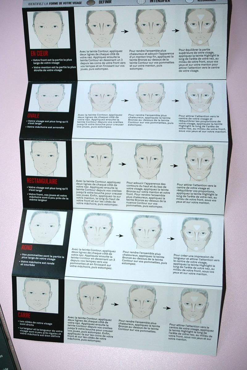 notice visage