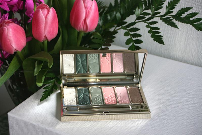 palette printemps clarins