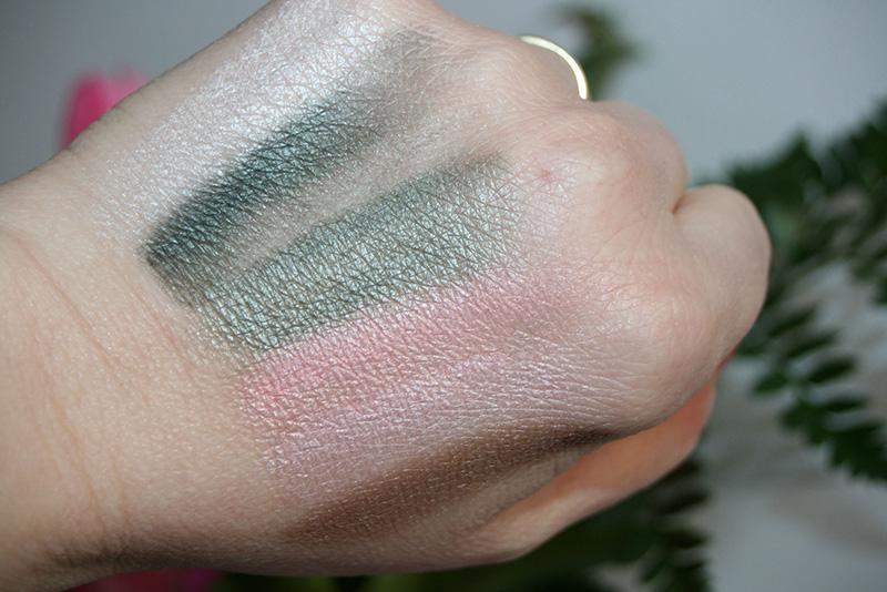 swatch palette clarins