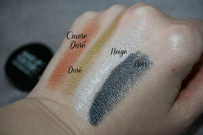 swatches aqua cream
