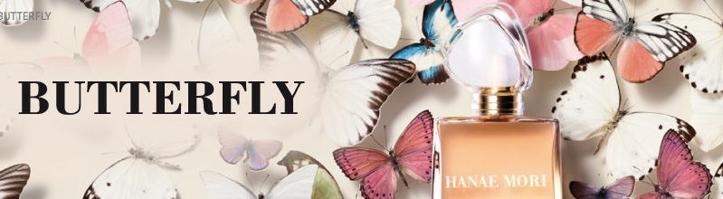Découverte : l'univers des parfums Hanae Mori