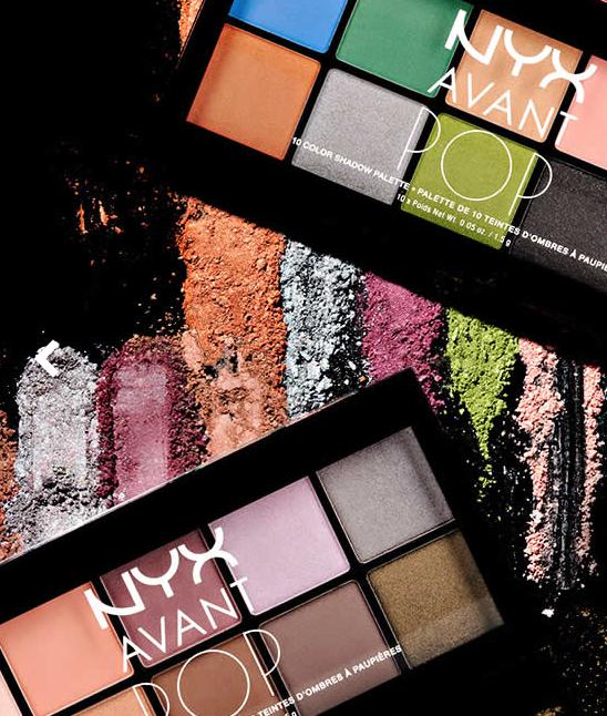 [Concours] A la découverte de NYX Cosmetics !