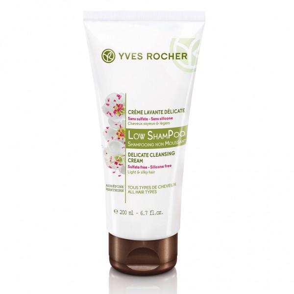 low shampoo YR