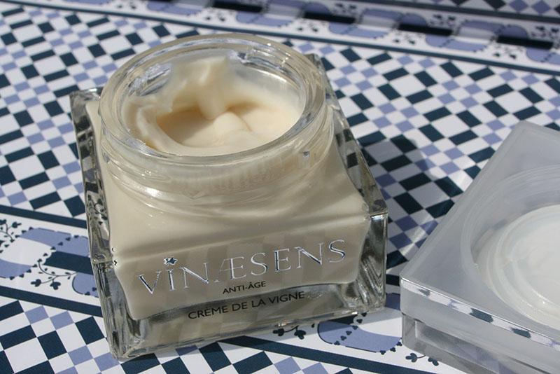 crème anti-âge Vinaesens
