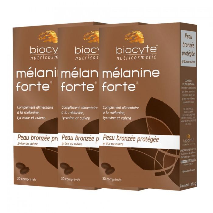 mélanine forte Biocyte