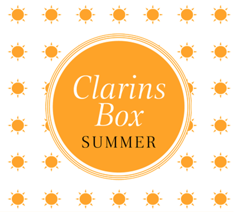 Summer box Clarins
